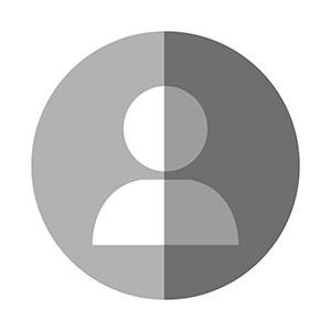 head human profile icon